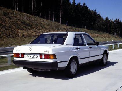Mercedes Benz 190 E 2 6