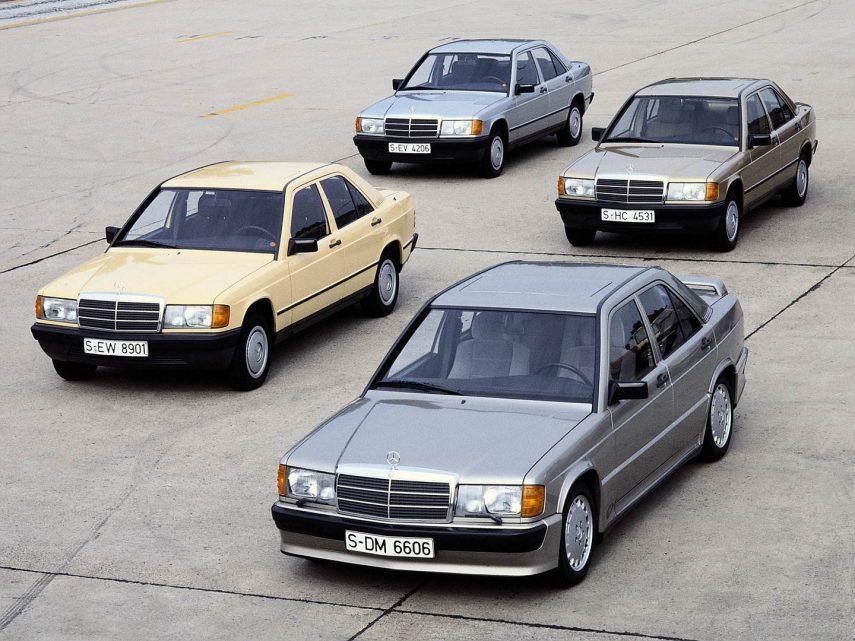 Coche del día: Mercedes-Benz 190