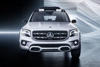 Mercedes Benz Concept GLB 04