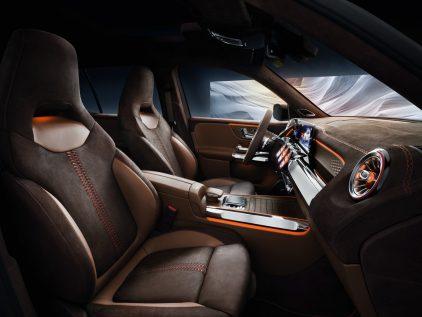 Mercedes Benz Concept GLB 12