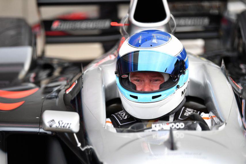 Mika Häkkinen vuelve a las carreras
