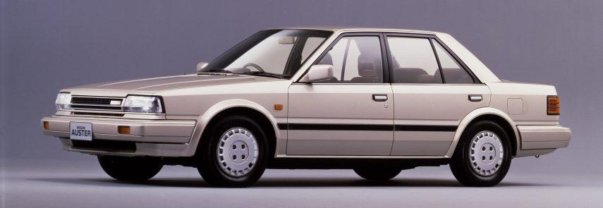 Coche del día: Nissan Bluebird 1.8 Turbo SGX