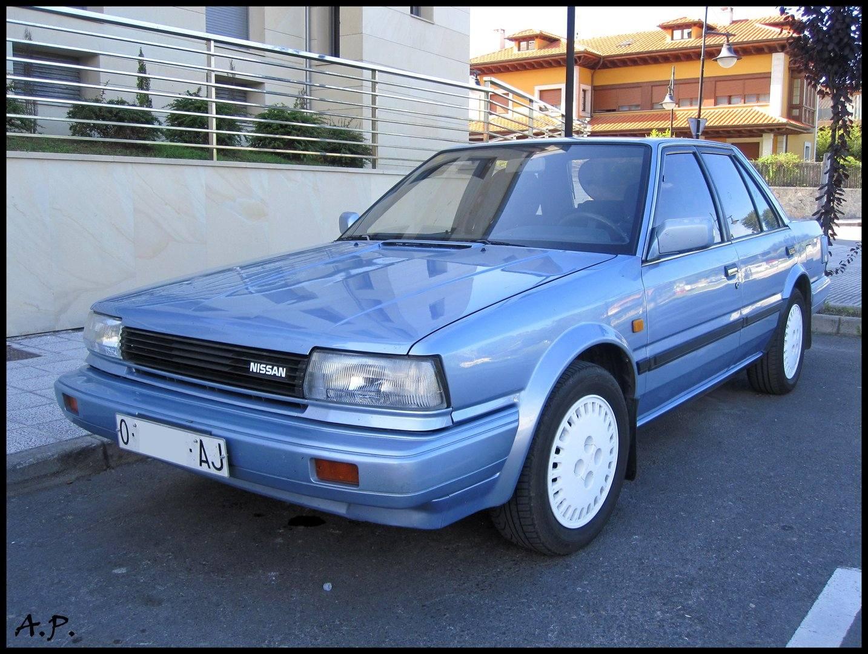 Nissan Bluebird 1800 Turbo SGX 1