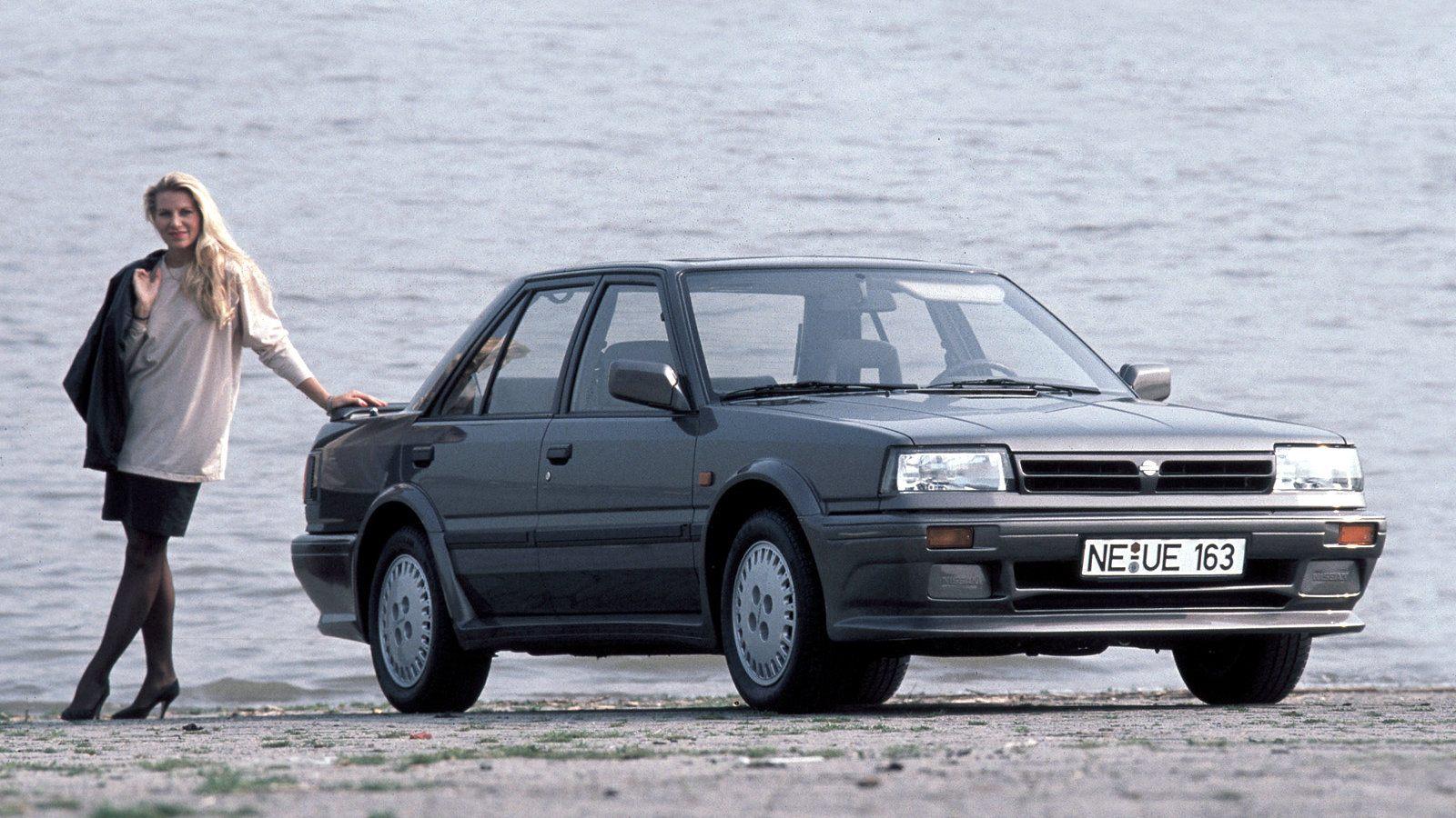 Nissan Bluebird 1800 Turbo SGX 3