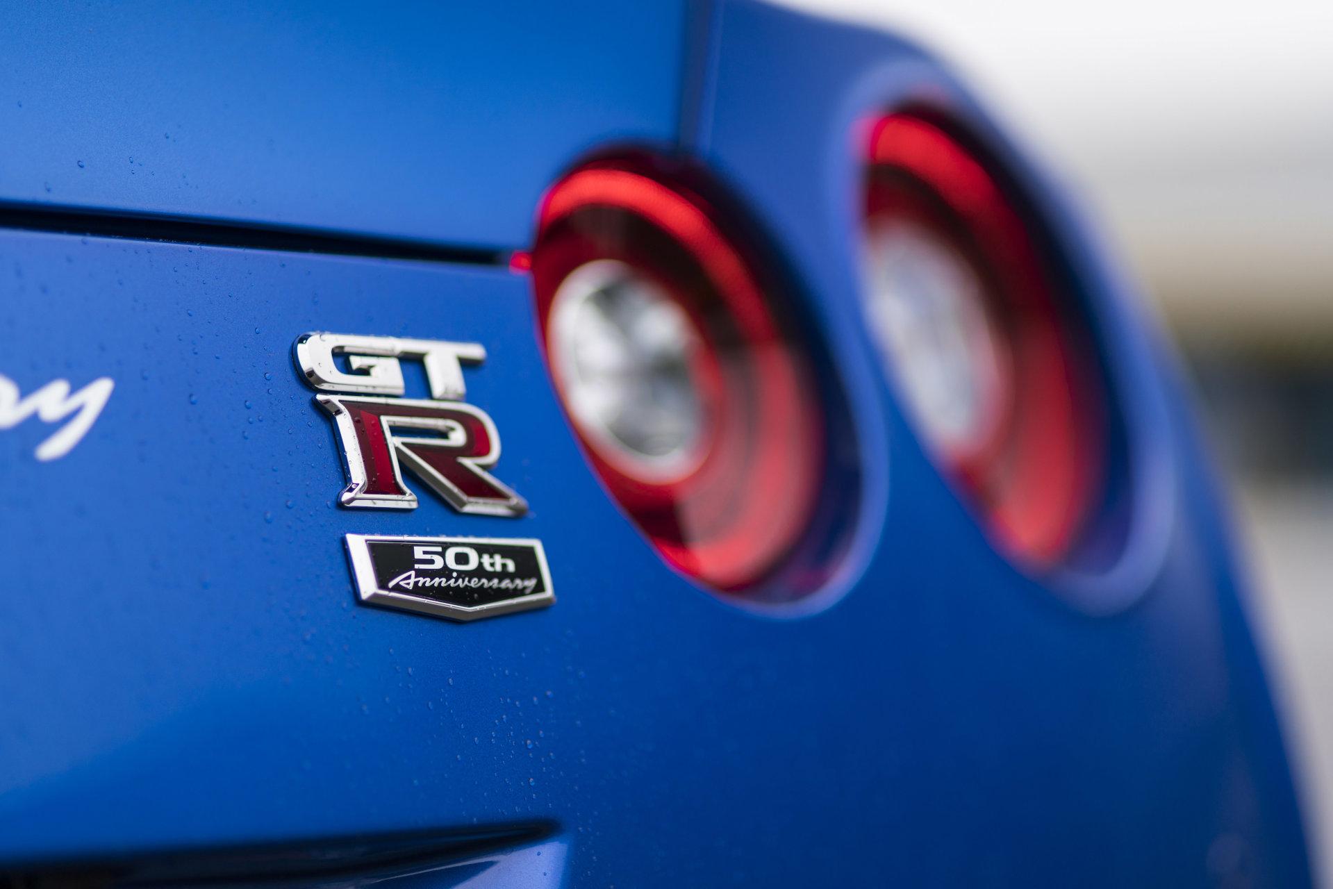 El Nissan GT-R podría despedirse acogiendo la microhibridación