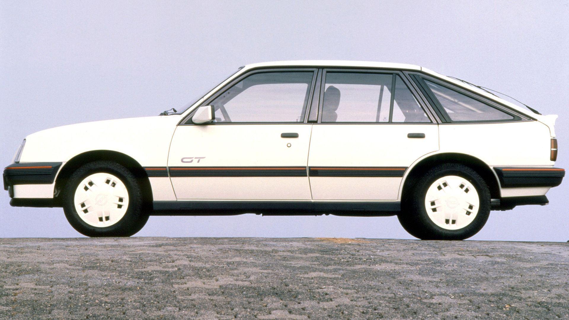 Opel Ascona GT 1
