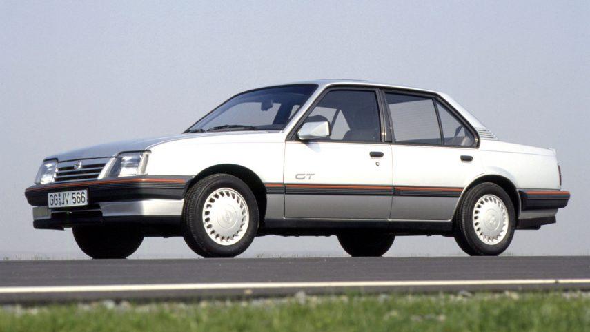 Coche del día: Opel Ascona 2.0i GT