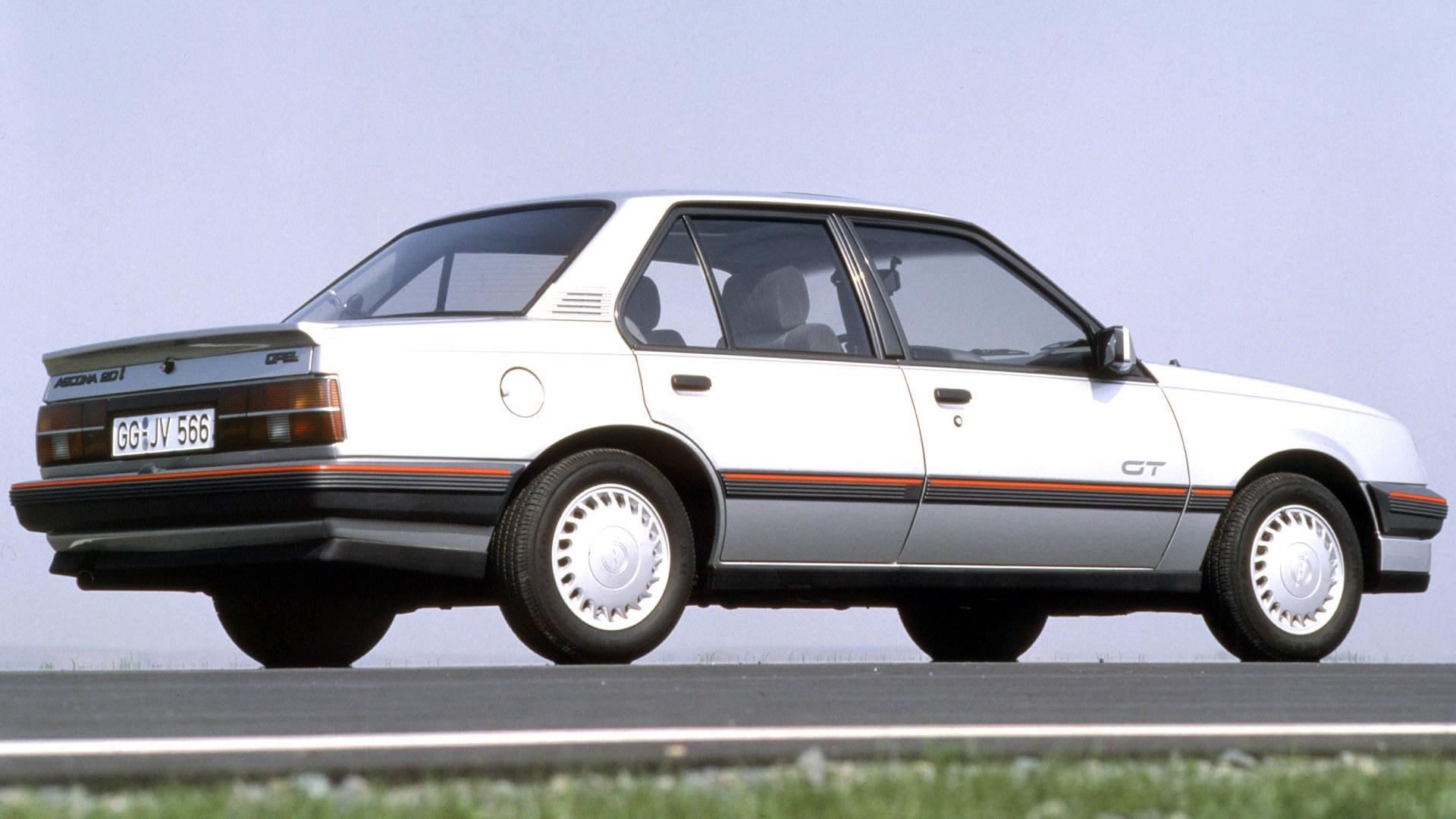 Opel Ascona GT 3