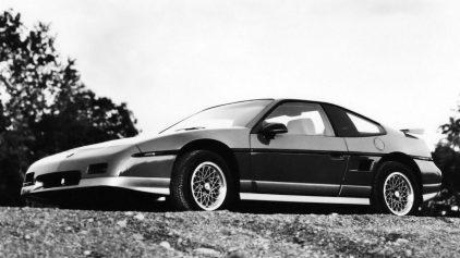 Pontiac Fiero GT 1