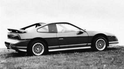 Pontiac Fiero GT 2