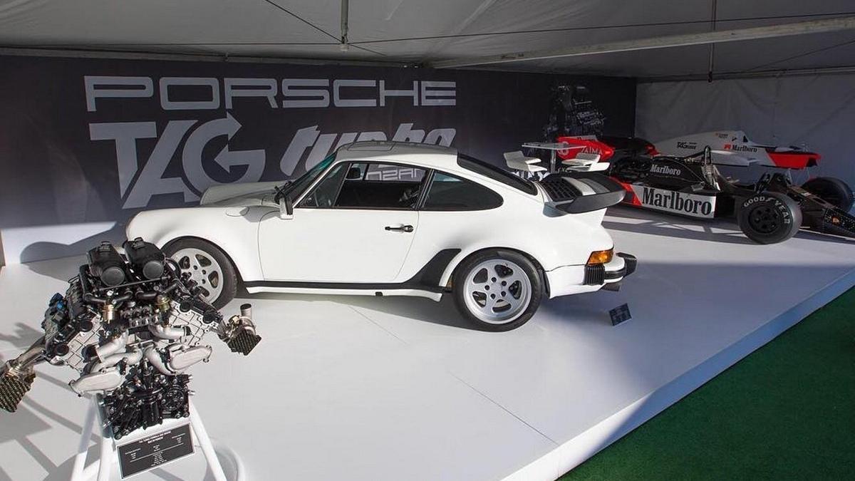 Desearás tener el Porsche 911 (930) de Lanzante Motorsport