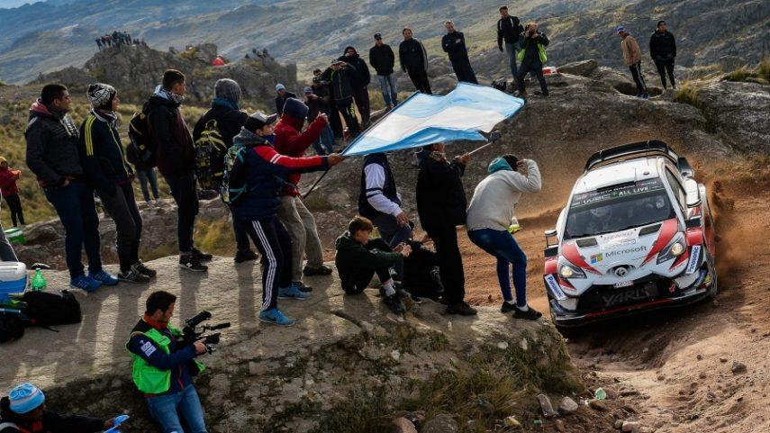 WRC: Previo Rally de Argentina 2019