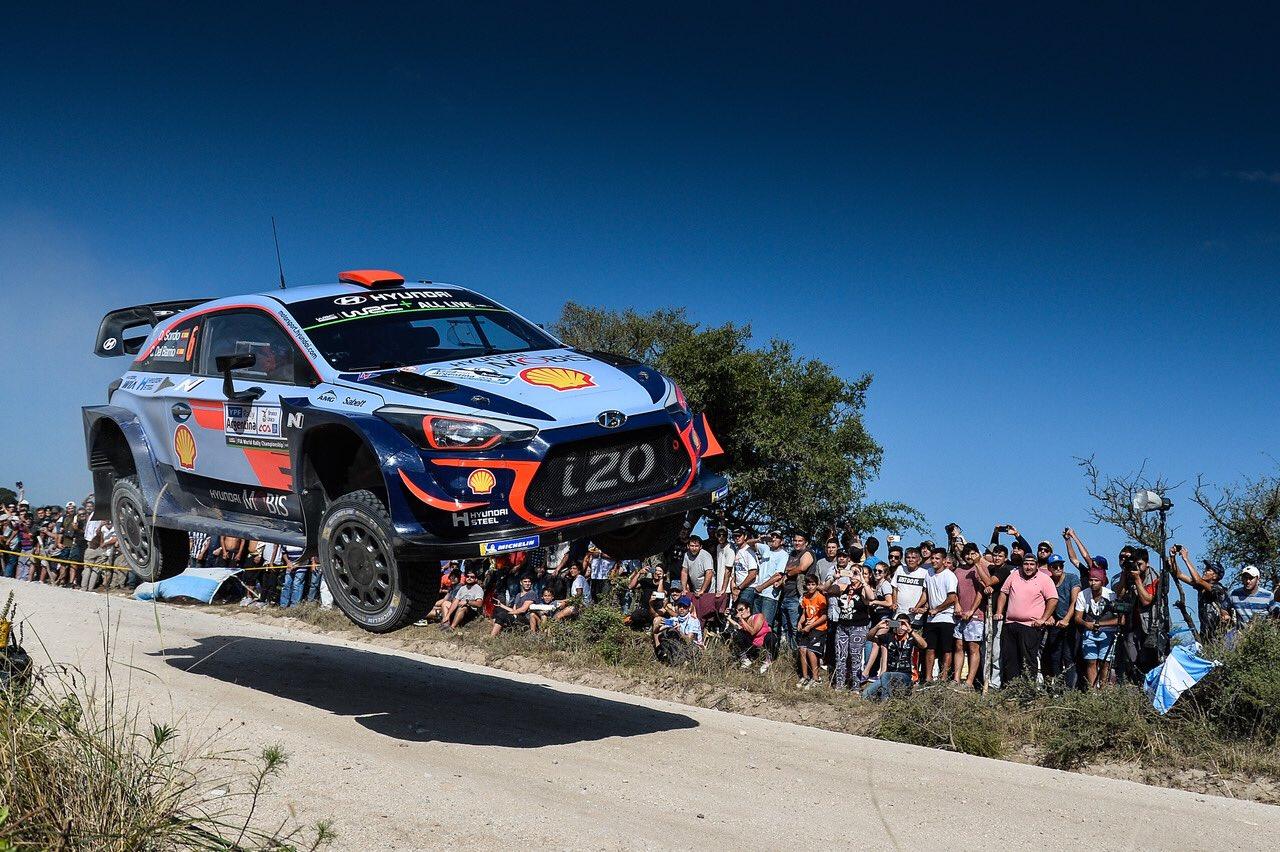 Rally De Argentina 2018 2