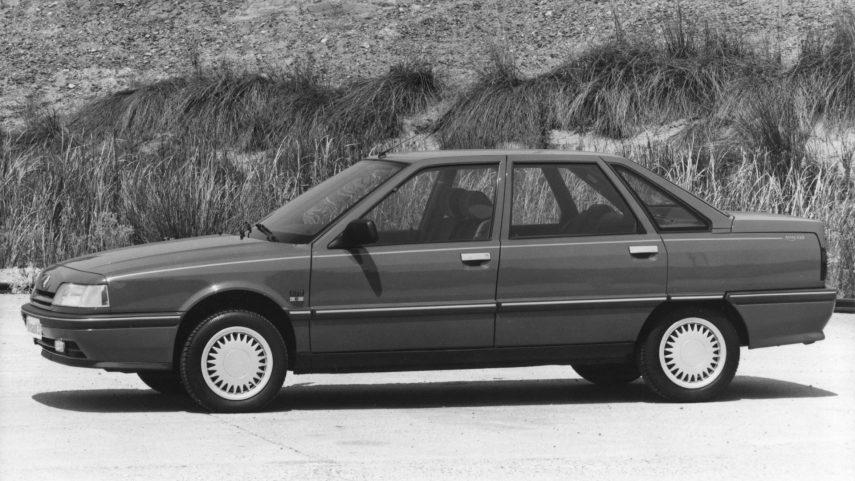 Renault 21 GTD Manager Fase II