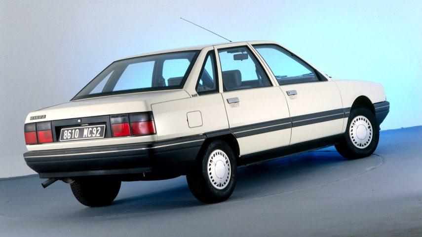 Renault 21 Turbo D Fase I