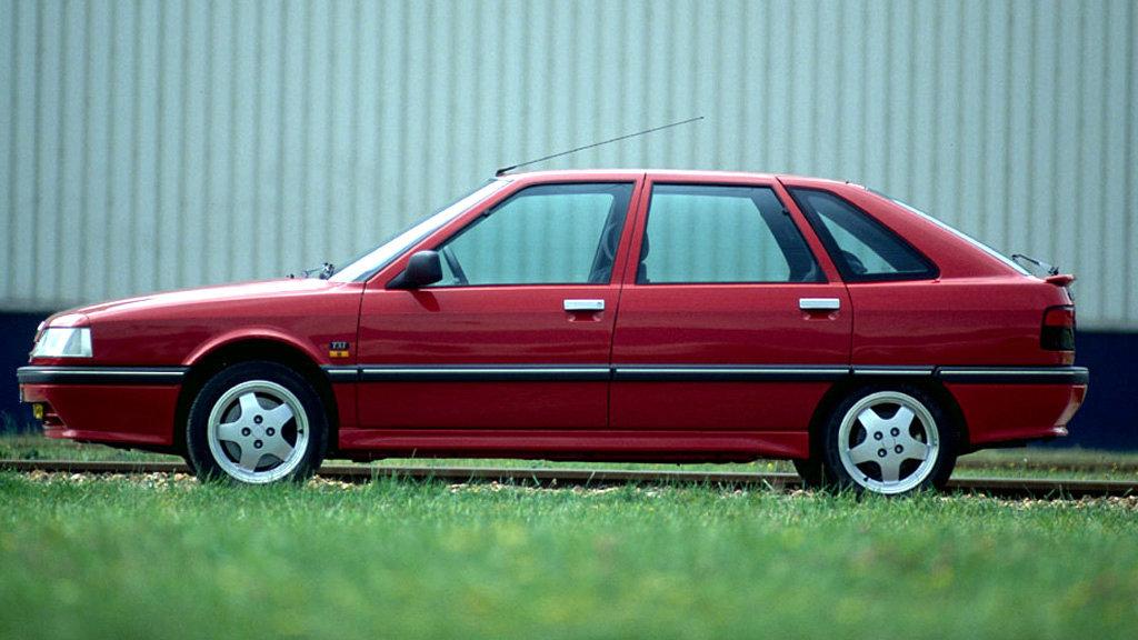 Coche del día: Renault 21 TXI