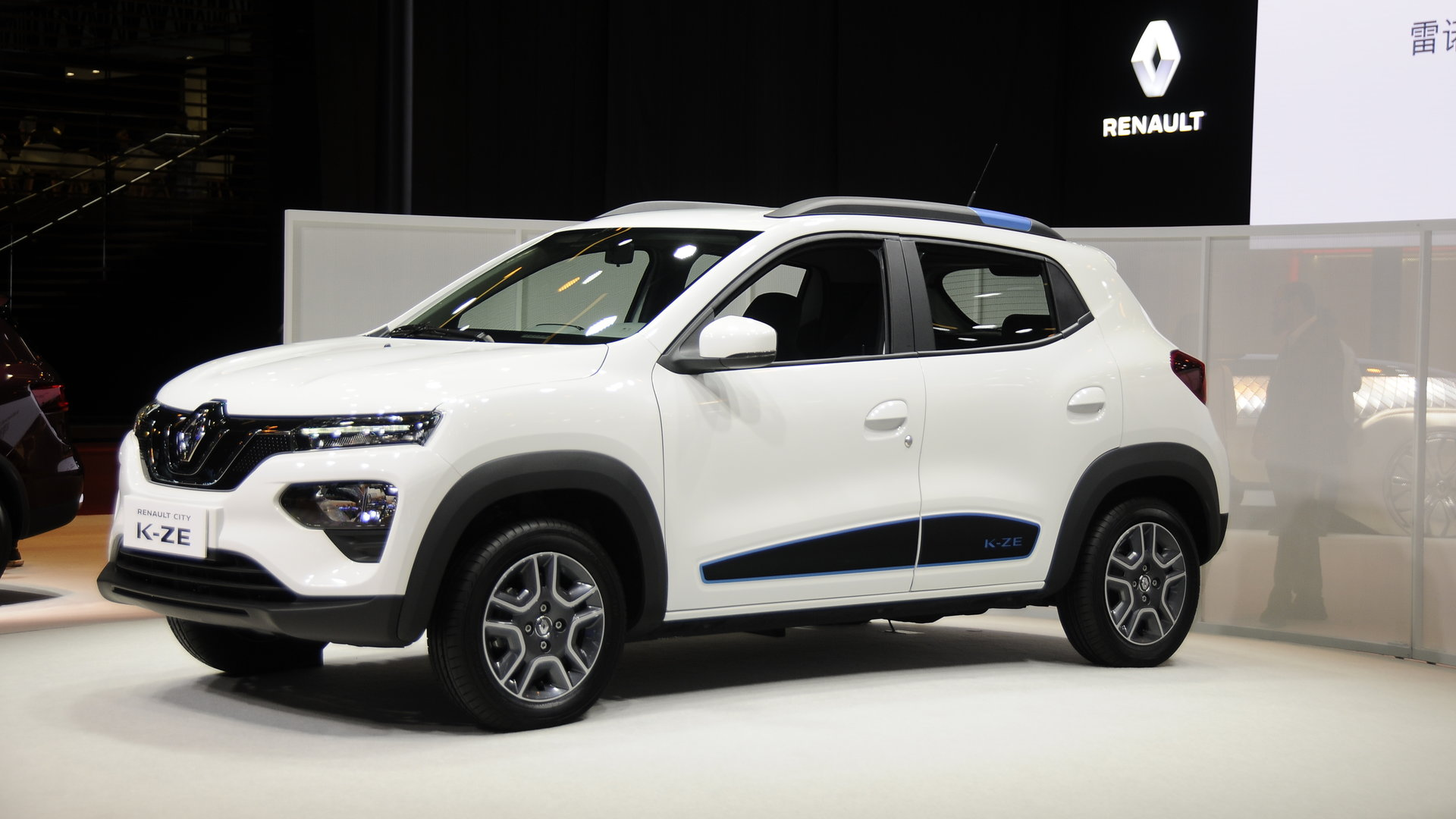 Renault City K-ZE, el eléctrico que conquistará las calles de China