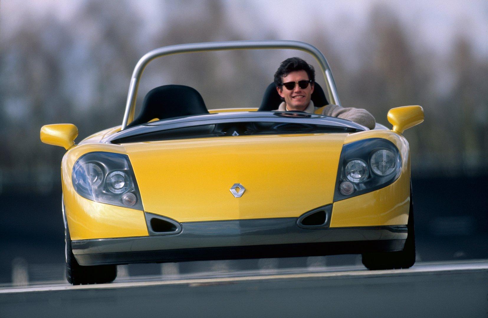 Coche del día: Renault Sport Spider
