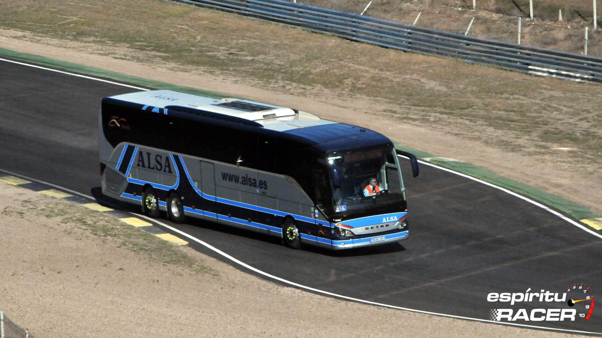 Así es la seguridad en el sector del autobús