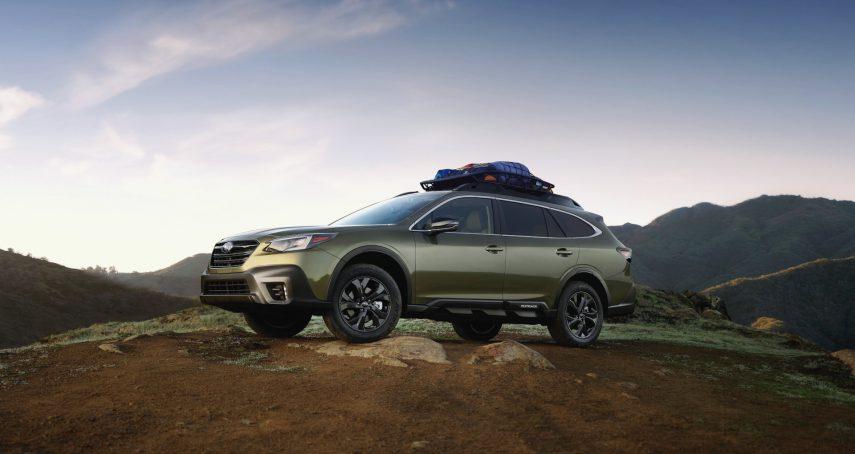 Nuevo Subaru Outback: otra generación, misma filosofía