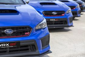 Subaru WRX STI Final Edition 2