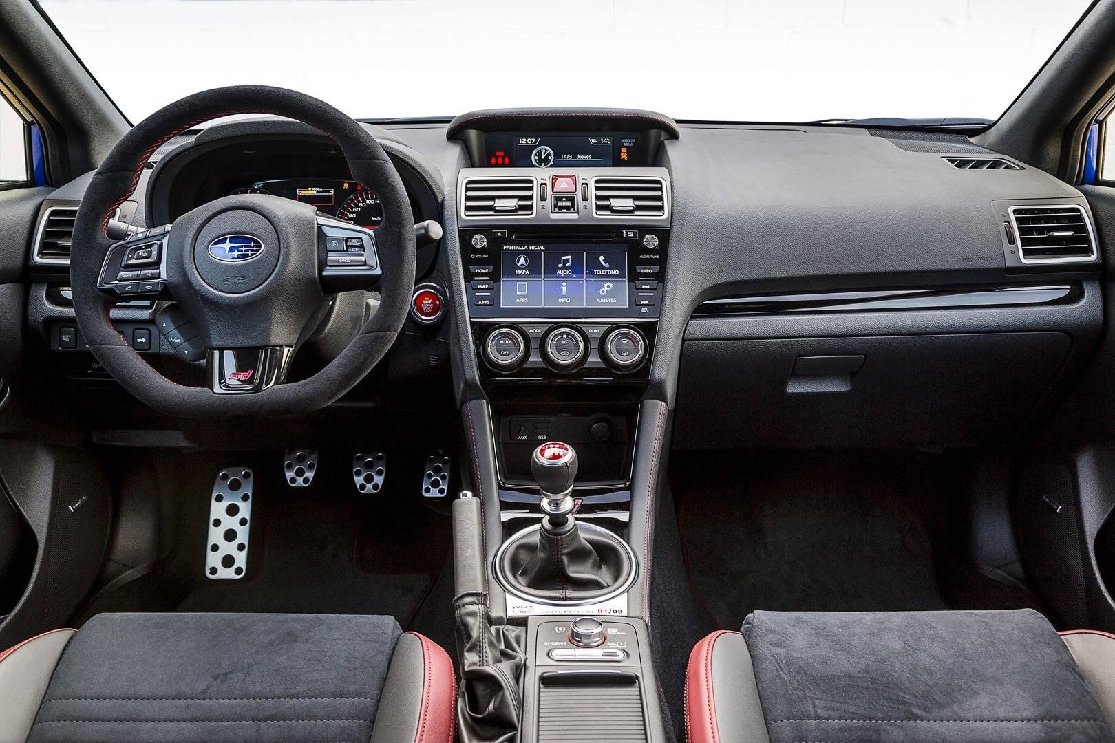 Subaru WRX STI Final Edition 5