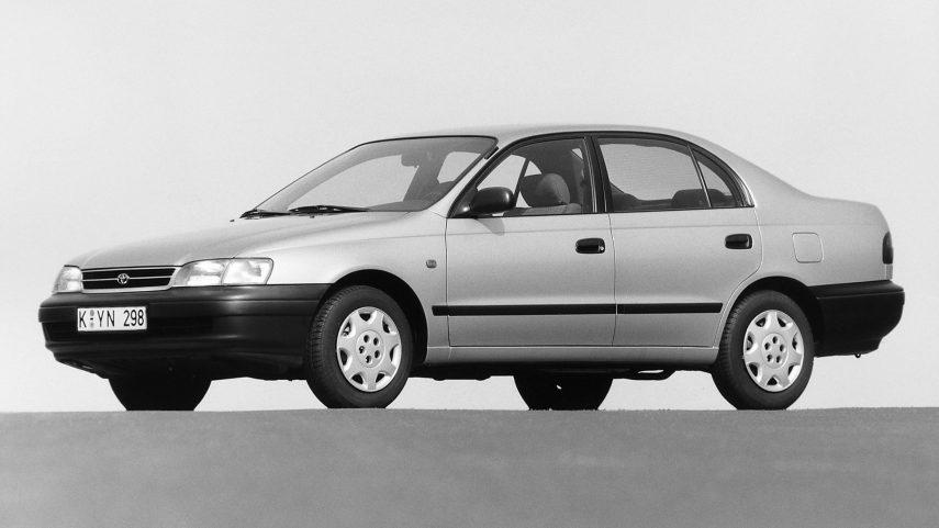 Coche del día: Toyota Carina E 1.6 XLi