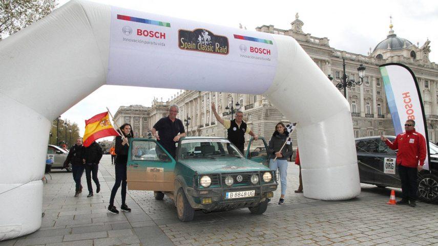 El Spain Classic Raid celebra su sexta edición