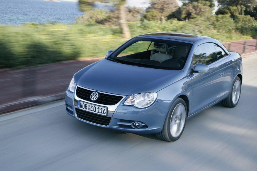 Coche del Día: Volkswagen EOS