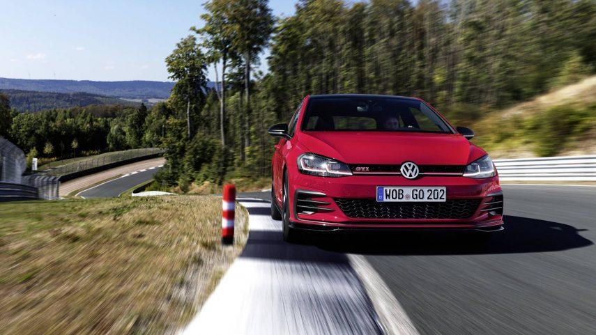 El Volkswagen Golf GTI TCR aterriza en el mercado español