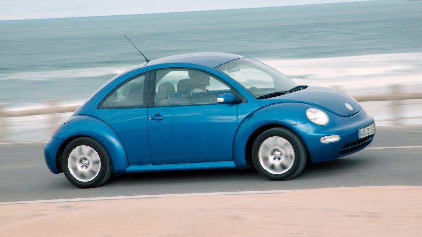 Coche del día: Volkswagen New Beetle