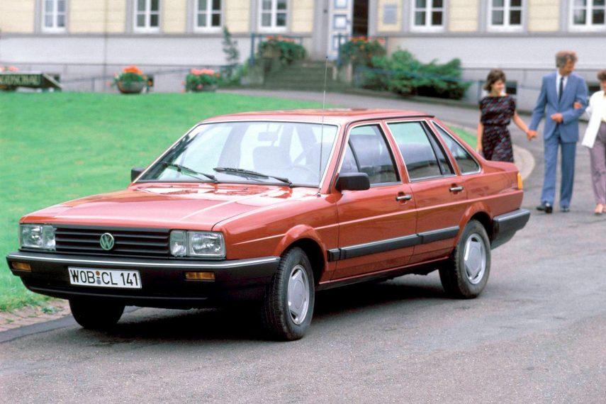 Coche del día: Volkswagen Santana GX5