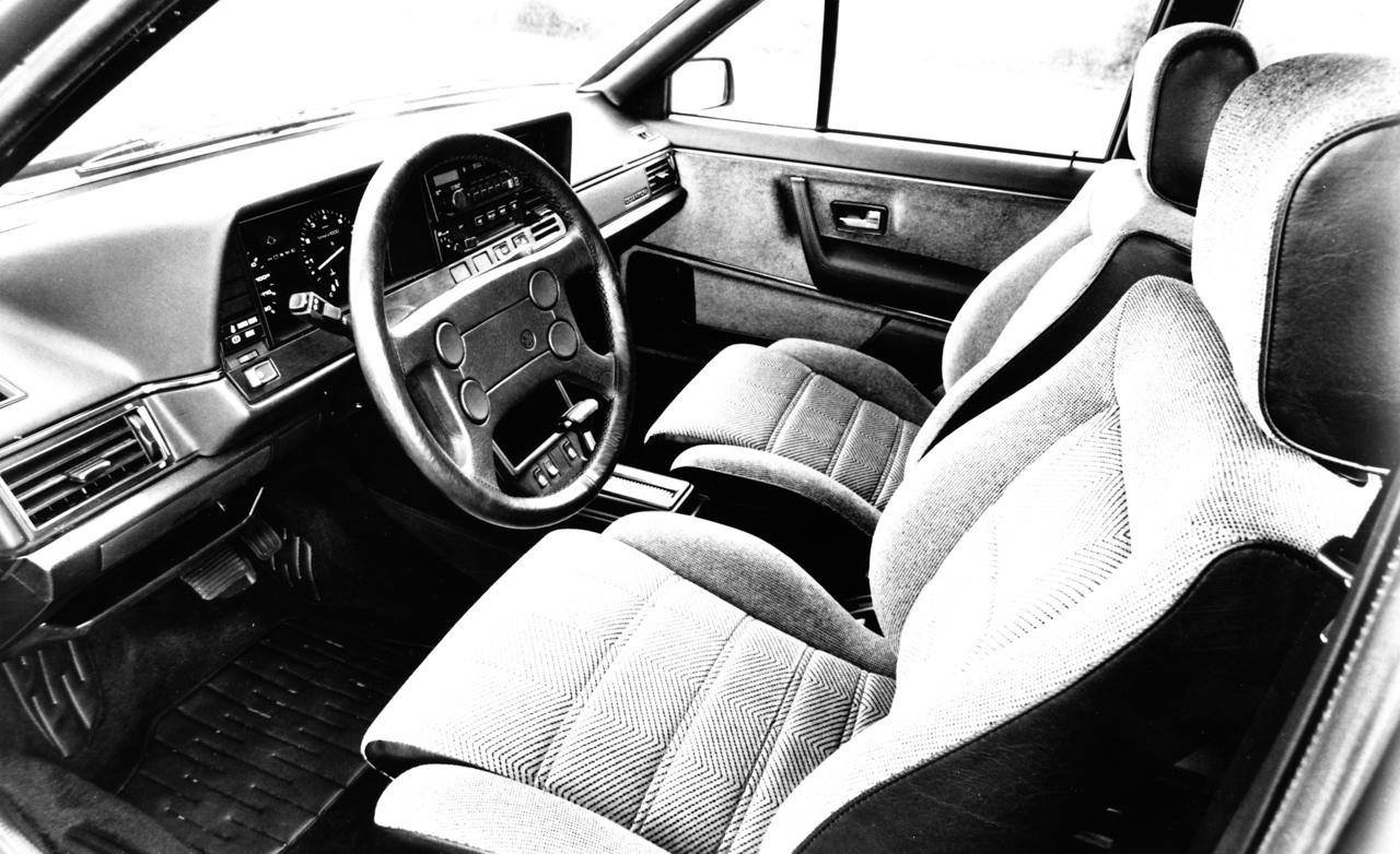 Volkswagen Santana Interior