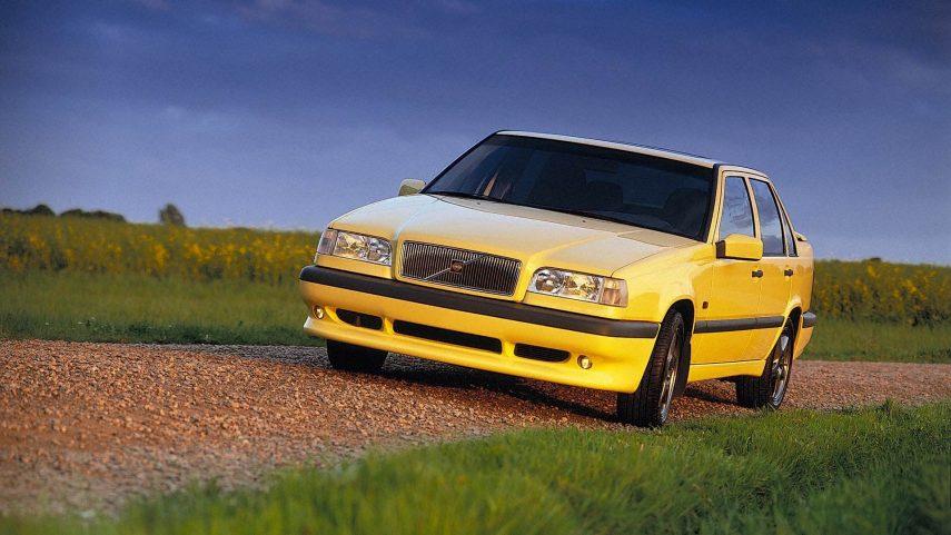 Coche del día: Volvo 850 T-5R