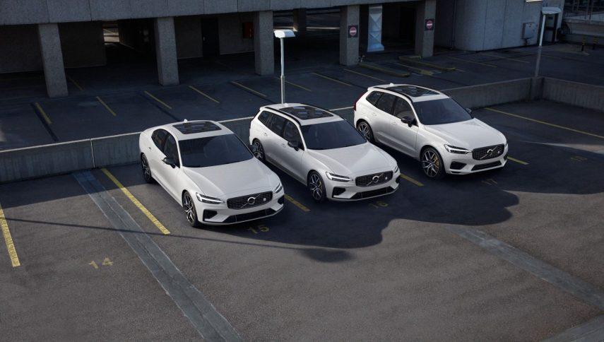 Volvo aplica el tratamiento Polestar Engineered al XC60 y V60