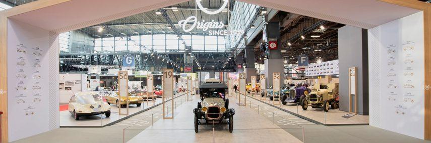 100 años de historia de Citroën (I)