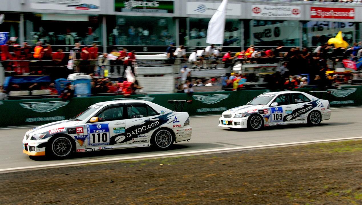 03 GR 24h Nürburgring 2007