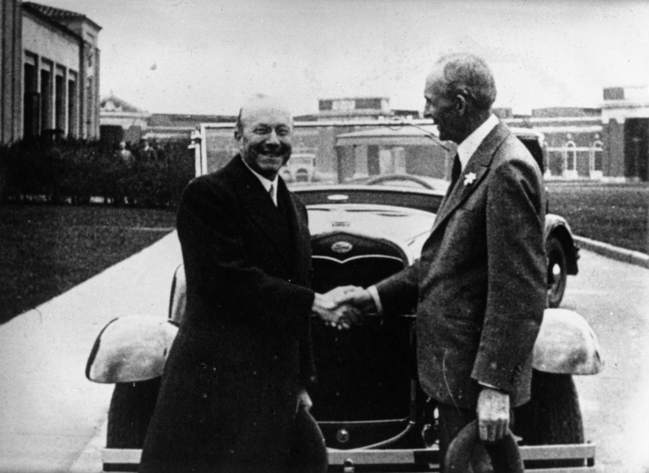 03 Henry Ford Y Andre Citroen