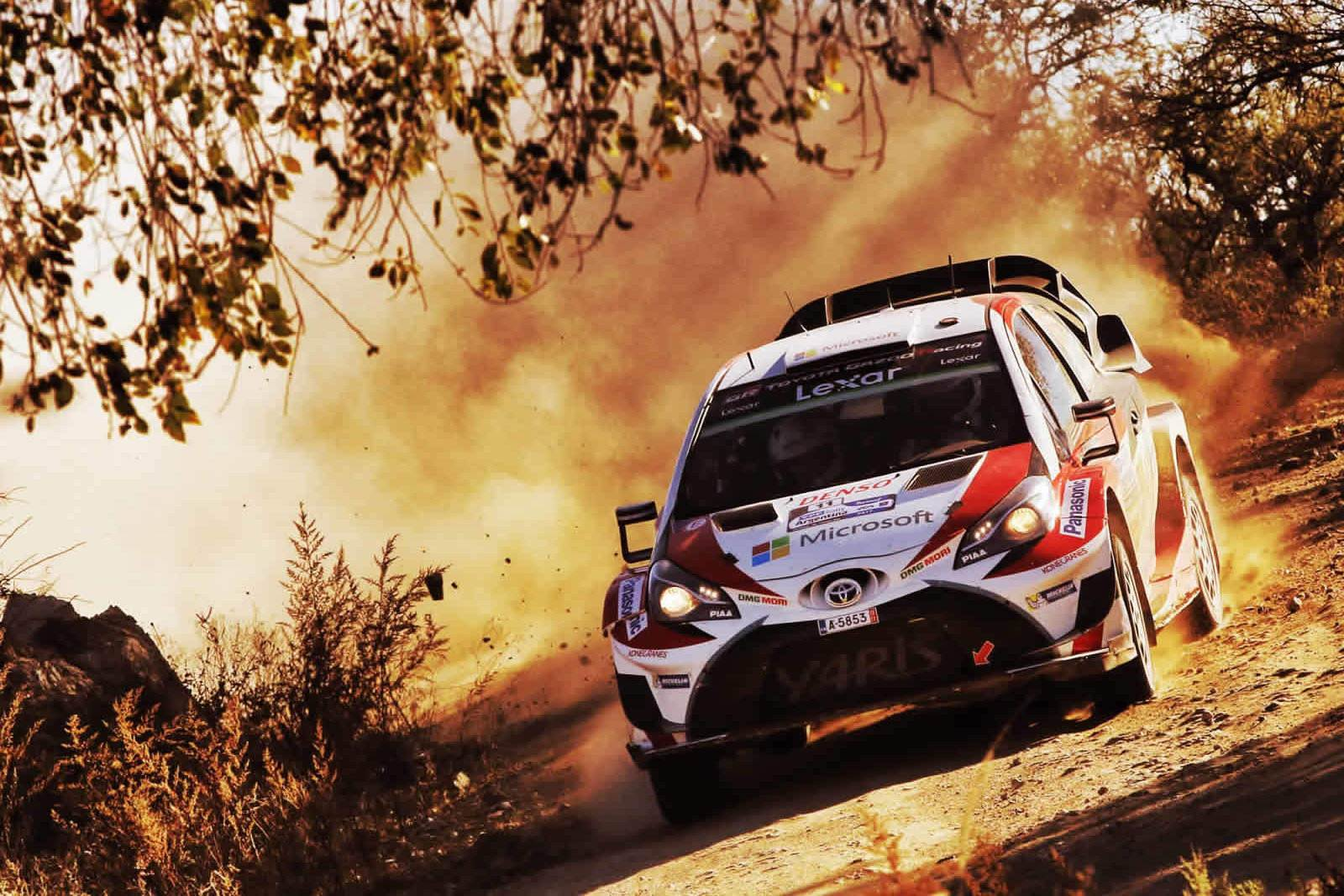 05 Toyota Yaris WRC