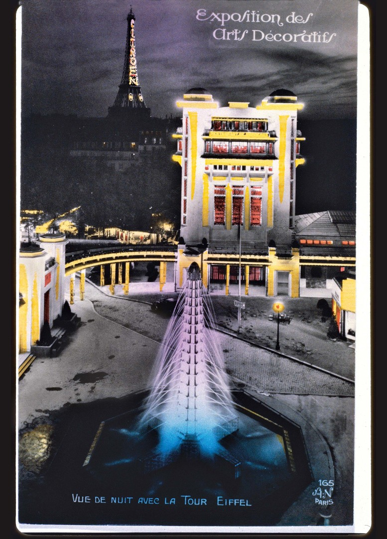 1925 Citroen Tour Eiffel