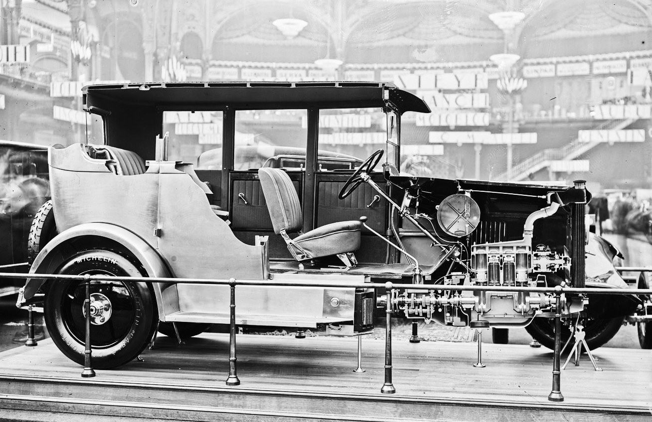 11 Citroen B14 1926