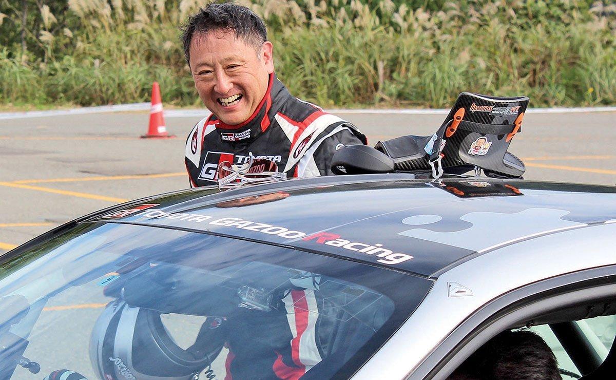 15 Akio Toyoda