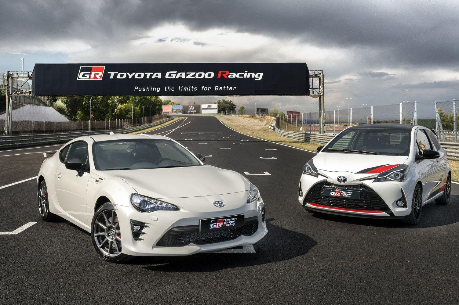 17 Toyota Gazoo Racing Experience