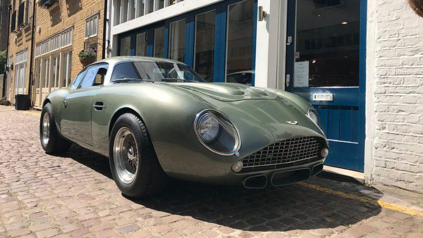 El Aston Martin DB4 GT Zagato más asequible de comprar