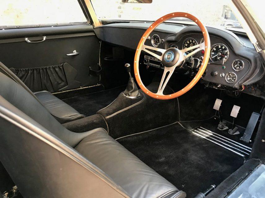 1960 Aston Martin Db4 Gt Zagato Spec 2