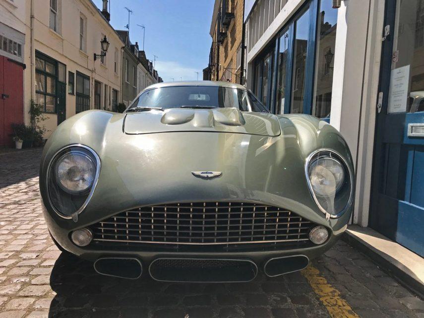 1960 Aston Martin Db4 Gt Zagato Spec 3
