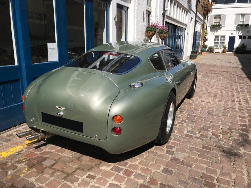 1960 Aston Martin Db4 Gt Zagato Spec 4