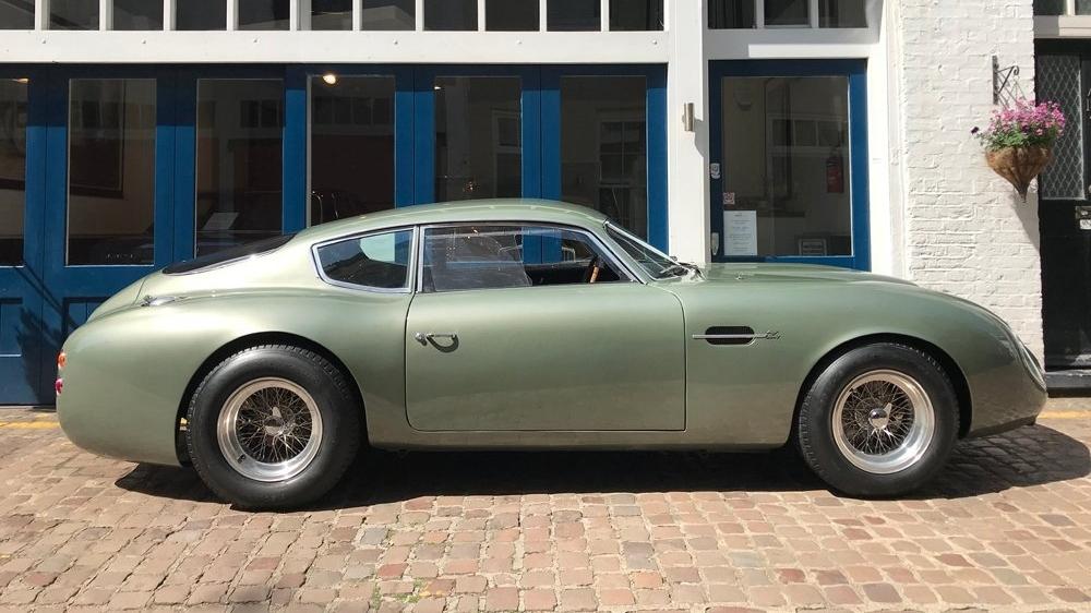 1960 Aston Martin Db4 Gt Zagato Spec 5