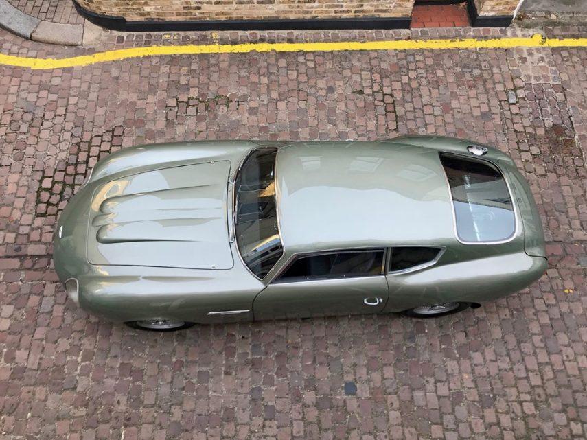 1960 Aston Martin Db4 Gt Zagato Spec 7
