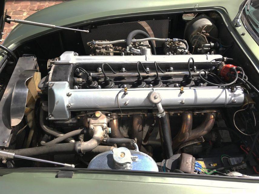 1960 Aston Martin Db4 Gt Zagato Spec 8